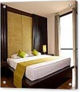 Hotel-room Acrylic Print