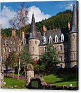 Hotel Tigh Mor Trossachs. Perthshire. Scotland Acrylic Print