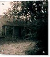 House- Delta Louisiana Acrylic Print