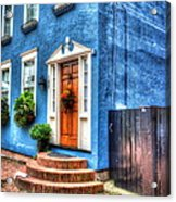 House Of Blues Acrylic Print