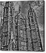 House Of Lords Acrylic Print