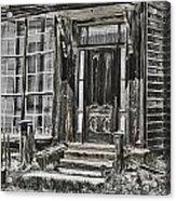 House Of Windows Acrylic Print