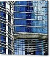Houston Architecture 1 Acrylic Print