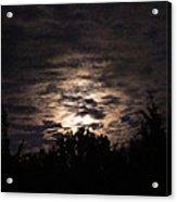 Howling Werewolves Acrylic Print