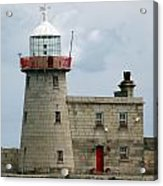 Howth Lighthouse 0001 Acrylic Print
