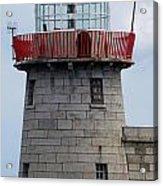 Howth Lighthouse 0002 Acrylic Print
