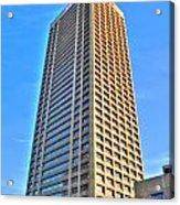Hsbc Tower Acrylic Print