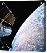 Hubble Space Telescope Acrylic Print