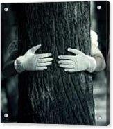hug Acrylic Print