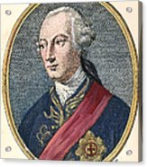 Hugh Percy (1742-1817) Acrylic Print