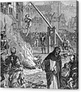 Huguenots: Persecution Acrylic Print