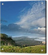 Humboldt Views Acrylic Print