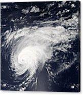 Hurricane Gordon Over The Atlantic Acrylic Print