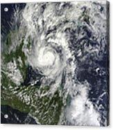 Hurricane Paula Acrylic Print