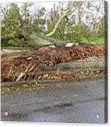 Hurricane Sandy II Acrylic Print