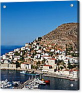 Hydra - Greece Acrylic Print