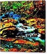 Hyper Childs Brook Z 56 Acrylic Print