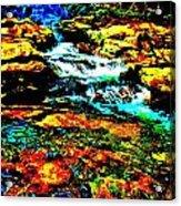 Hyper Childs Brook Z 58 Acrylic Print