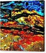 Hyper Childs Brook Z 62 Acrylic Print