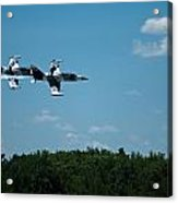 I 39 Fighter Jets Acrylic Print