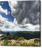 I Can Touch The Sky  Acrylic Print