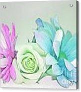 I Dream Of Flowers Acrylic Print
