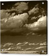 I Really Don't Know Clouds At All Acrylic Print