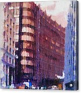I Remember When I Worked Here Acrylic Print
