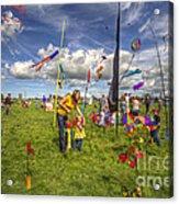 I Want That Kite Acrylic Print