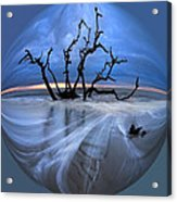 I Would Go To The Ends Of The Earth For You Acrylic Print