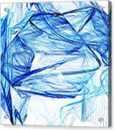 Ice 002 Acrylic Print