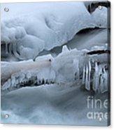Ice 13 Acrylic Print