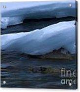 Ice 15 Acrylic Print