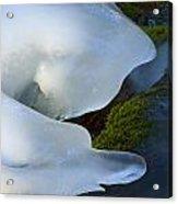 Ice 22 Acrylic Print