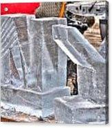 Ice Cold Ny Acrylic Print