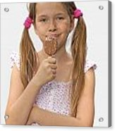 Ice Cream Acrylic Print
