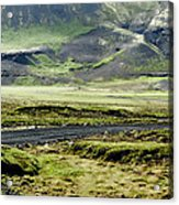 Icelandic Landscape Acrylic Print