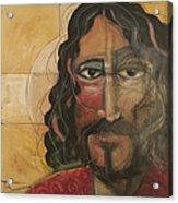 icon no 4 revision A Acrylic Print