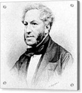 Ignaz Moscheles (1794-1870) Acrylic Print