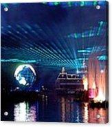 Illuminations Reflections Of Earth Acrylic Print