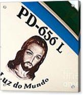 Image Of Jesus Acrylic Print