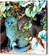 Imaginary Cat Acrylic Print