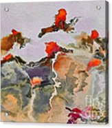 Imagine - F01v3bt2b Acrylic Print