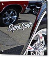 Impala Ss Acrylic Print