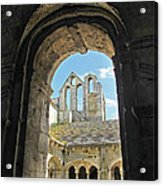 In A Monastery  Acrylic Print
