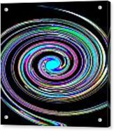 In A Whirl Acrylic Print
