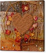 In Cookie And Bread Style Acrylic Print