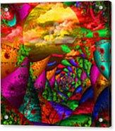 In My Dreams Acrylic Print