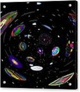 In My Telescope Acrylic Print