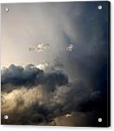 In The Midst Of The Clouds Acrylic Print